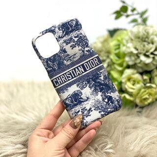 Christian Dior - 美品 クリスチャンディオール トワルドゥジュイ iPhone11PRO