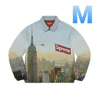 Supreme - Aerial Tapestry Harrington Jacket M