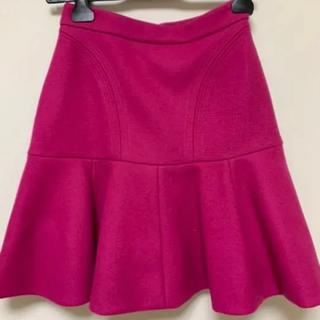 ヌメロヴェントゥーノ(N°21)のフレアスカート(ひざ丈スカート)