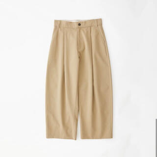 COMOLI - STUDIO NICOLSON BEN PEACHED COTTON TWILL