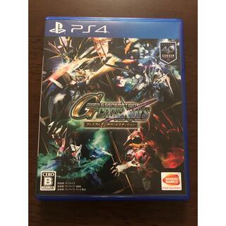 PlayStation4 - SDガンダムGジェネレーションクロスレイズプレミアムGサウンドエディション