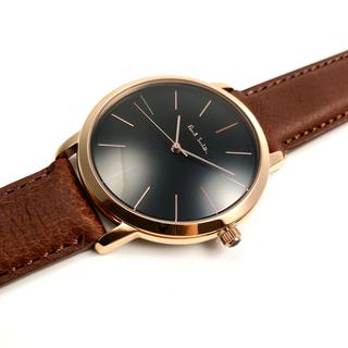 Paul Smith - 新品 ポールスミス PaulSmith 腕時計 P10056 黒文字盤 メンズ