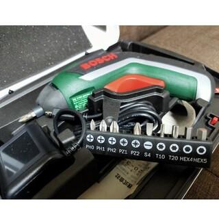 ボッシュ(BOSCH)のボッシュ(BOSCH) 電動ドライバー コードレス 充電式 LEDライト 正逆転(その他)