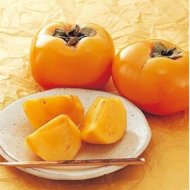 和歌山県産 富有柿 10kg 食品/飲料/酒の食品(フルーツ)の商品写真
