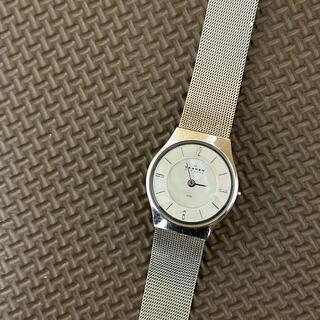 スカーゲン(SKAGEN)の118 スカーゲン時計 レディース腕時計 ジャンク(腕時計)