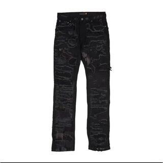 UNDERCOVER - UNDERCOVER 85 Denim jeans archive 2