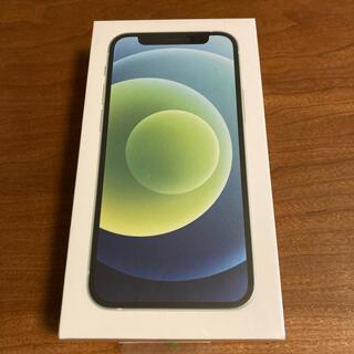 iPhone - 【新品未開封】iPhone12 mini 128GB グリーン