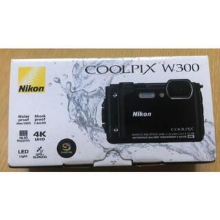 COOLPIXW300[ブラック]