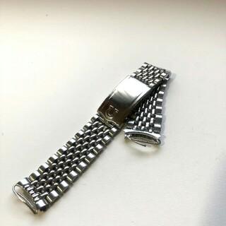 オメガ(OMEGA)の美品 オメガ 純正 ライスブレス 18mm(腕時計(アナログ))