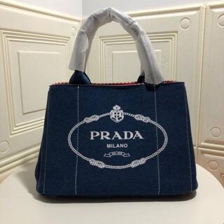 PRADA - プラダ カナパ トートバッグsサイズ