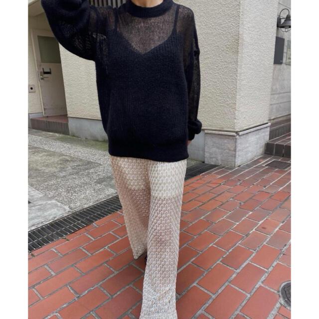 Ameri VINTAGE(アメリヴィンテージ)のアメリヴィンテージ★ビスチェニット レディースのトップス(ニット/セーター)の商品写真