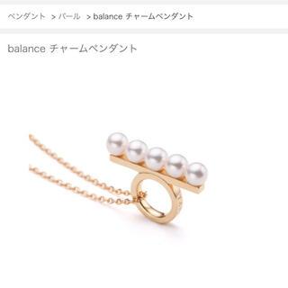 TASAKI - タサキバランス ネックレス