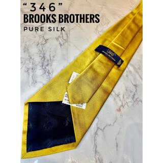 Brooks Brothers - 【新品】BROOKS BROTHERS 金 ネクタイ メンズ USA