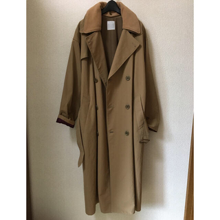 BEAUTY&YOUTH UNITED ARROWS - 新品  フィルザビル FILL THE BILL ビッグトレンチコート