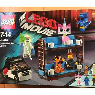 Lego - 【新品・未使用】レゴムービー 2段ベット 70818