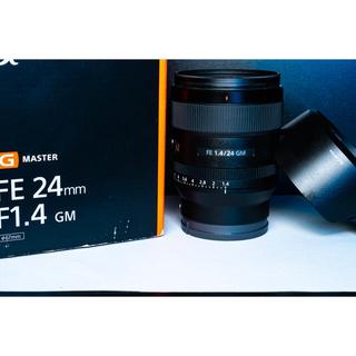 SONY - [美品!!]sony FE24mm F1.4 GM