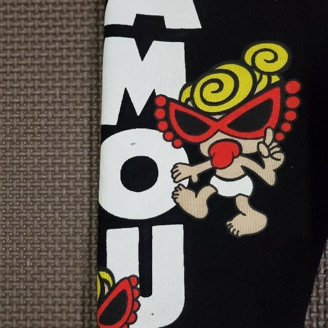 HYSTERIC MINI(ヒステリックミニ)の新品 ヒスミニ 裏起毛パンツ 黒 キッズ/ベビー/マタニティのキッズ服男の子用(90cm~)(パンツ/スパッツ)の商品写真