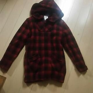 マジェスティックレゴン(MAJESTIC LEGON)のマジェスティックレゴン 赤 コート ウール100% 毛100%(ピーコート)