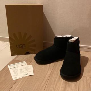UGG - UGG アグ クラッシックミニ 6 正規品 美品