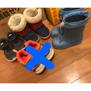 NIKE - 15センチ 靴 4足セット