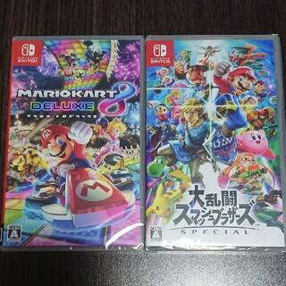 Nintendo Switch - マリオカート スマブラ セット