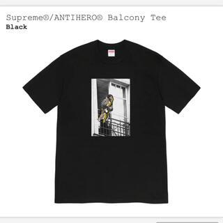 Supreme - supreme Balcony Tee antihero XL