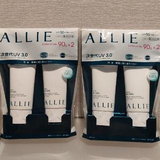 ALLIE - アリィー エクストラUVジェル 90g×2個パック2セット