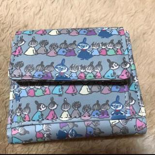 リトルミー(Little Me)のムーミン  ミイ  折財布(財布)