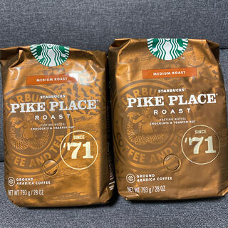Starbucks Coffee - コストコ スターバックス コーヒー 793g×2袋