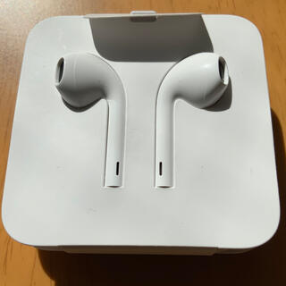 Apple - iPhone8付属の未使用イヤホン