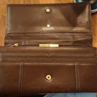 ジバンシィ(GIVENCHY)のGIVENCHY 革財布(財布)