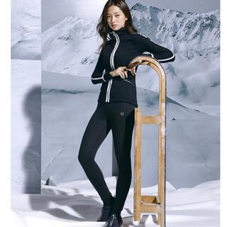 DESCENTE - DESCENTEレディース 韓国起毛フリースジャケット新品、正規、ダク付き