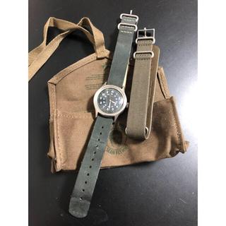 タイメックス(TIMEX)のNigel Cabourn × TIMEX コラボモデルのミリタリーウォッチ(腕時計(アナログ))