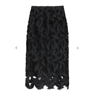 snidel - CELFORD(セルフォード)  リーフレーススカート