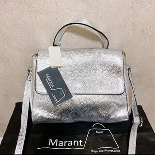 Maison Martin Margiela - 新品 Marant 定価30800円 ショルダーバッグ レザー コンパクト ミニ