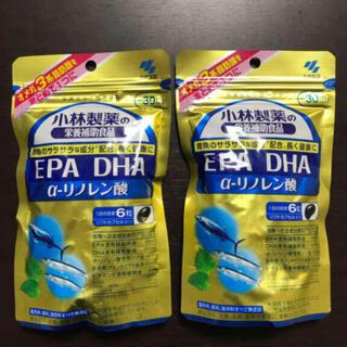 小林製薬 - 小林製薬 EPA、DHA+αリノレン酸 30日×2袋