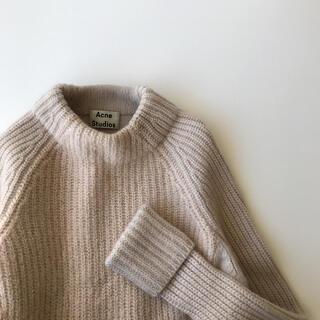 アクネ(ACNE)の美品 ACNE STUDIOS  セーター(ニット/セーター)