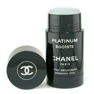 CHANEL - シャネル エゴイスト プラチナム デオドラント スティック 75g