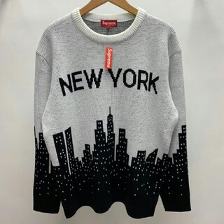 Supreme - Supreme 20SS New York Sweater