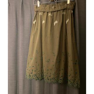 mina perhonen - ミナペルホネンランドリー chouchoスカート