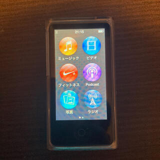 Apple - ipod nano 第7世代 16GB