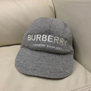 BURBERRY - BURBERRY チルドレン キャップ 帽子 M 52cm