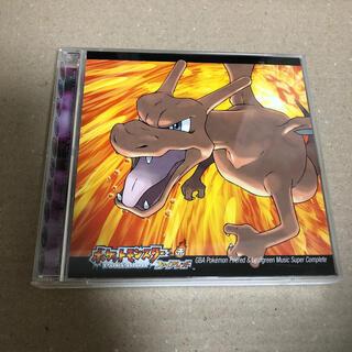 ポケモン(ポケモン)のレンタル落 ポケットモンスターファイアレッドリーフグリーン サウンドトラックCD(ゲーム音楽)