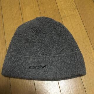 モンベル(mont bell)のmontbell  帽子(キャップ)