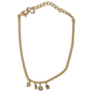 ディオール(Dior)の最終値下げヴィンテージ ディオール ロゴネックレス(ネックレス)