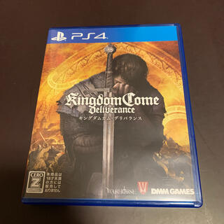 PlayStation4 - キングダムカム・デリバランス PS4