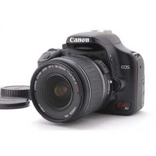 Canon - ★ 極上美品 憧れのキヤノン一眼レフ Kiss X2 スマホに転送OK ★