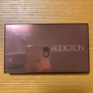 ADDICTION - アディクションパーティータッチアイシャドウパレット