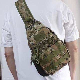 斜めがけバッグ グリーン ボディバッグ 迷彩 カモフラ 軽量 おしゃれ バッグ