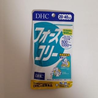 ディーエイチシー(DHC)のフォースコリー 80粒(その他)